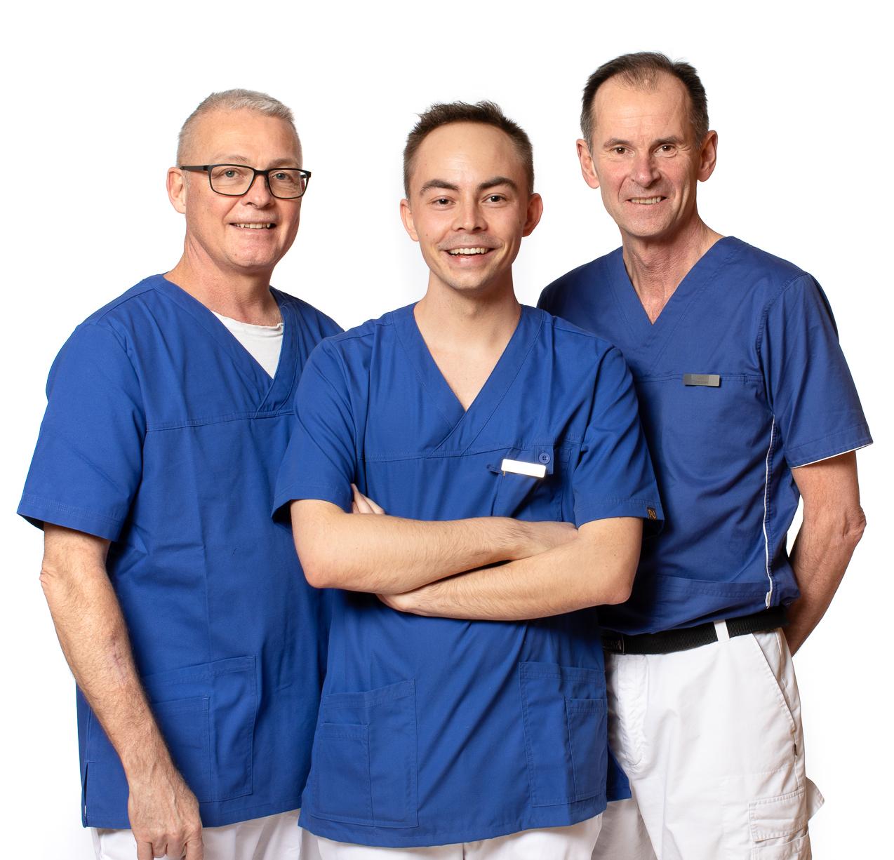 Våra tandläkare